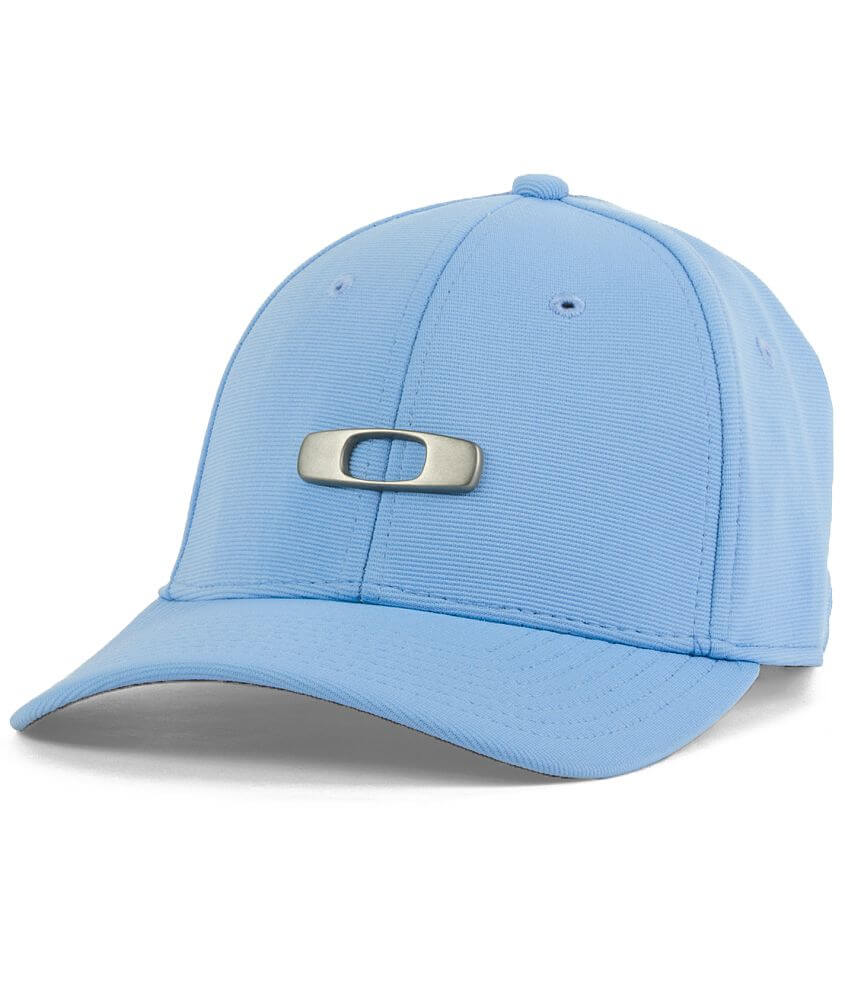 Oakley Metal Gas Can Stretch Hat front view