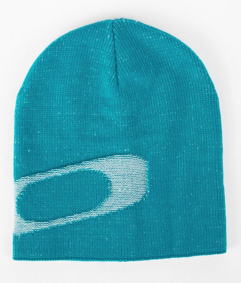 Oakley Cascade Slouch Beanie - Men s Hats in Enamel Blue  8bf81223d0e5