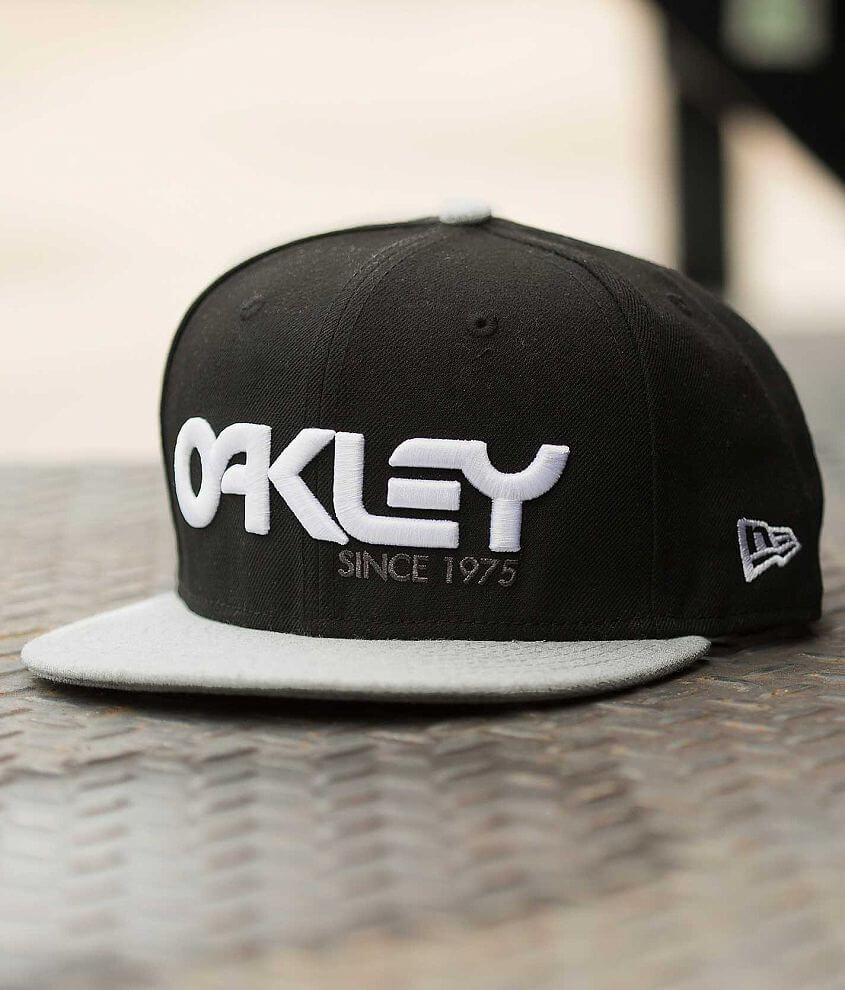 Oakley 75 New Era Hat front view