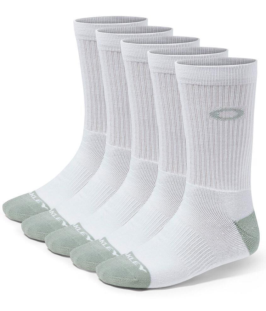 Oakley Performance Basic 5 Pack Socks front view