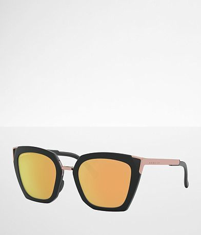 Oakley Side Swept Polarized Sunglasses