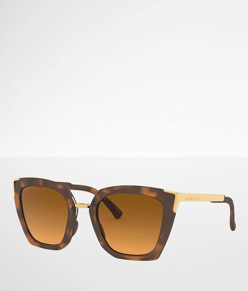 Oakley Side Swept Polarized Sunglasses front view