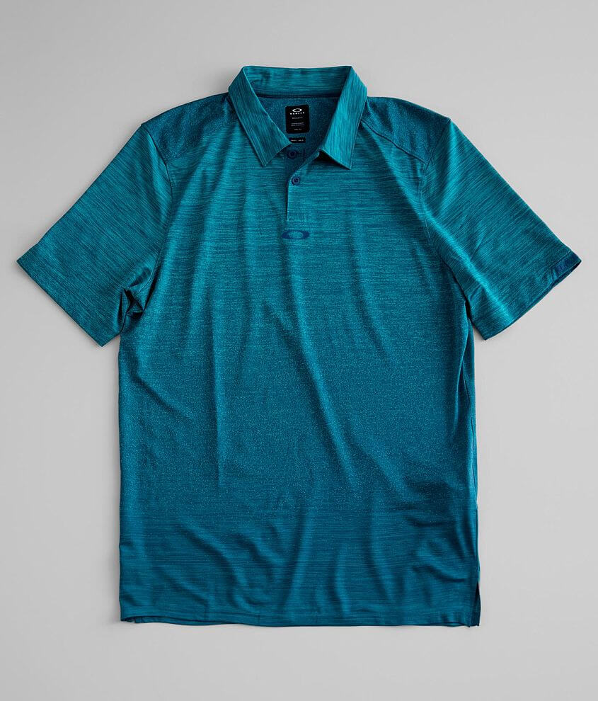 Oakley Gradient Gravity Stretch Polo front view