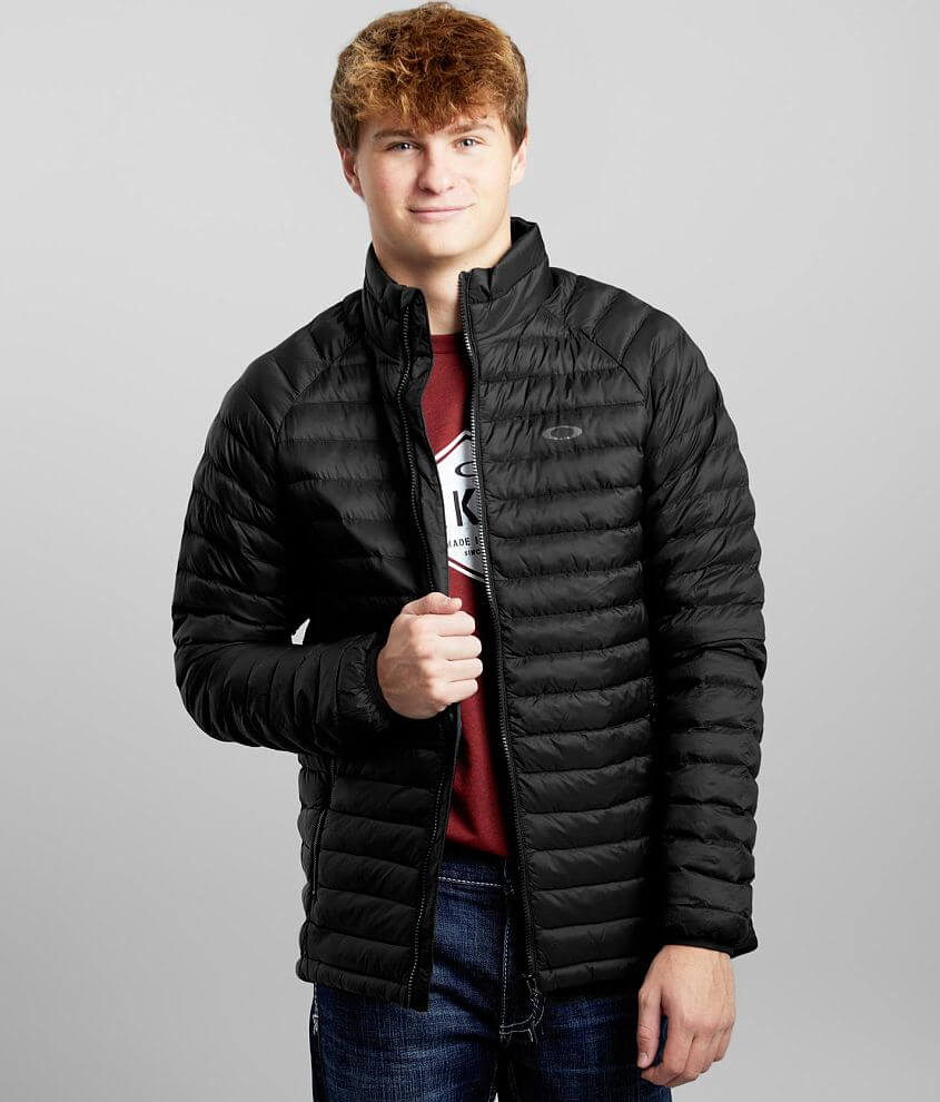 Oakley Omni Insulated Puffer Jacket front view