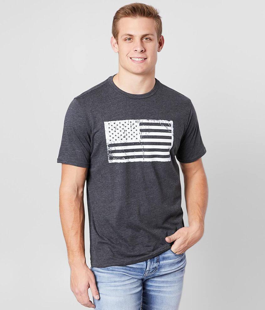 Oakley Infinite Hero Infrared Flag T-Shirt front view