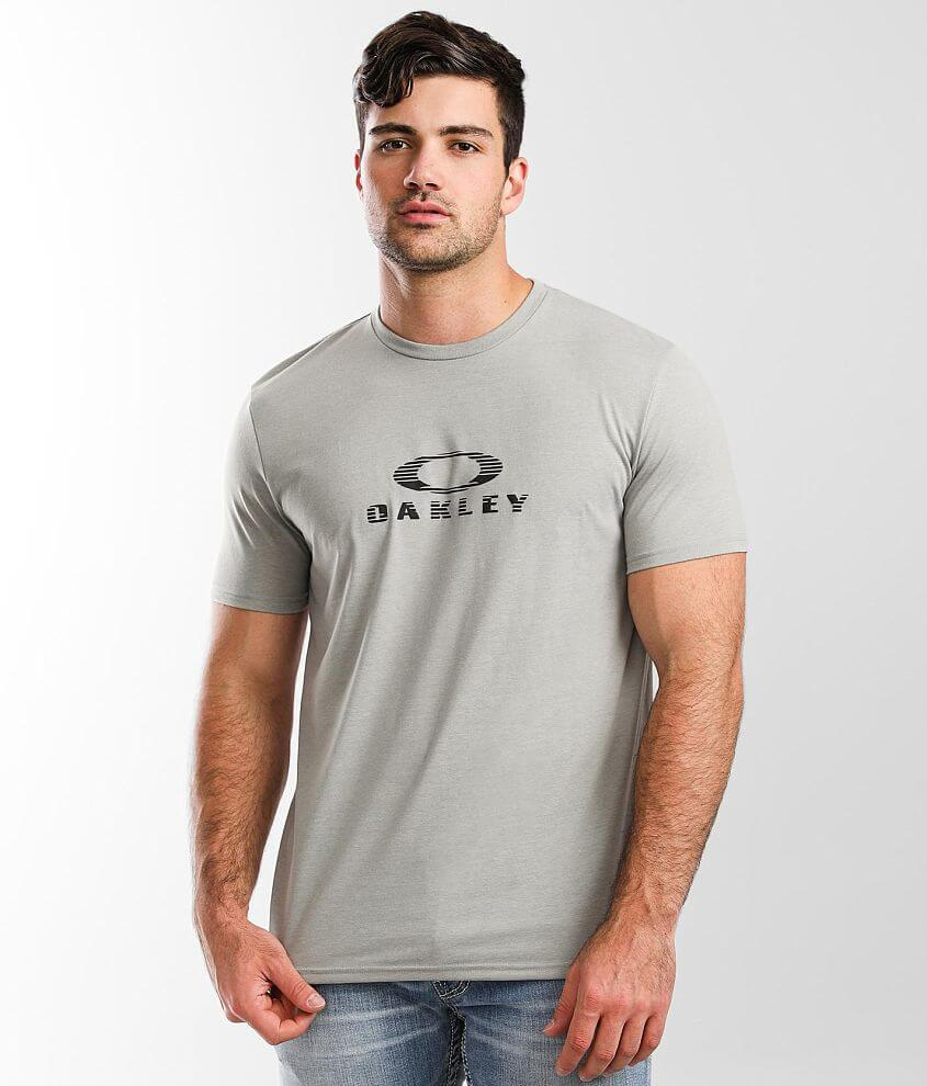 Oakley Striped Bark T-Shirt front view