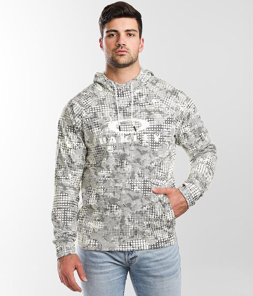 Oakley Space Hooded Sweatshirt front view