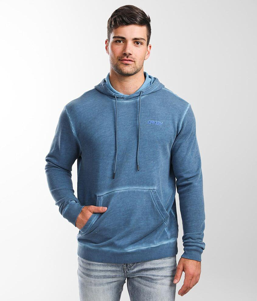 Oakley Dye Hooded Sweatshirt front view
