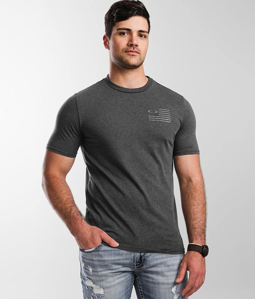Oakley Block Flag O Hydrolix™ T-Shirt front view