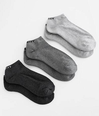 Oakley 3 Pack Sport Socks