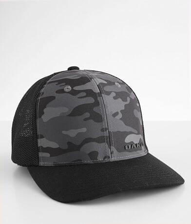 Oakley Camo Stretch Trucker Hat