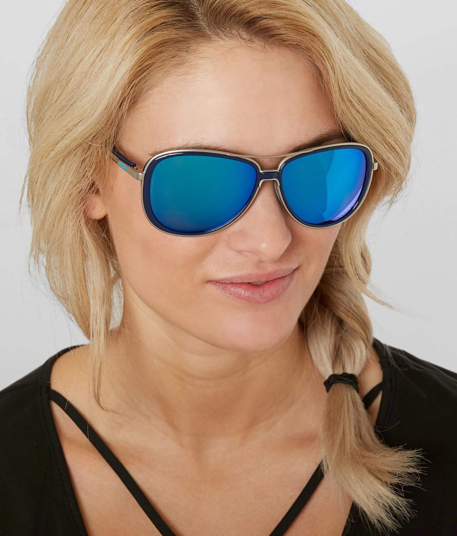 38e15aad74 Oakley Split Time Polarized Sunglasses - Women s Accessories in Navy ...