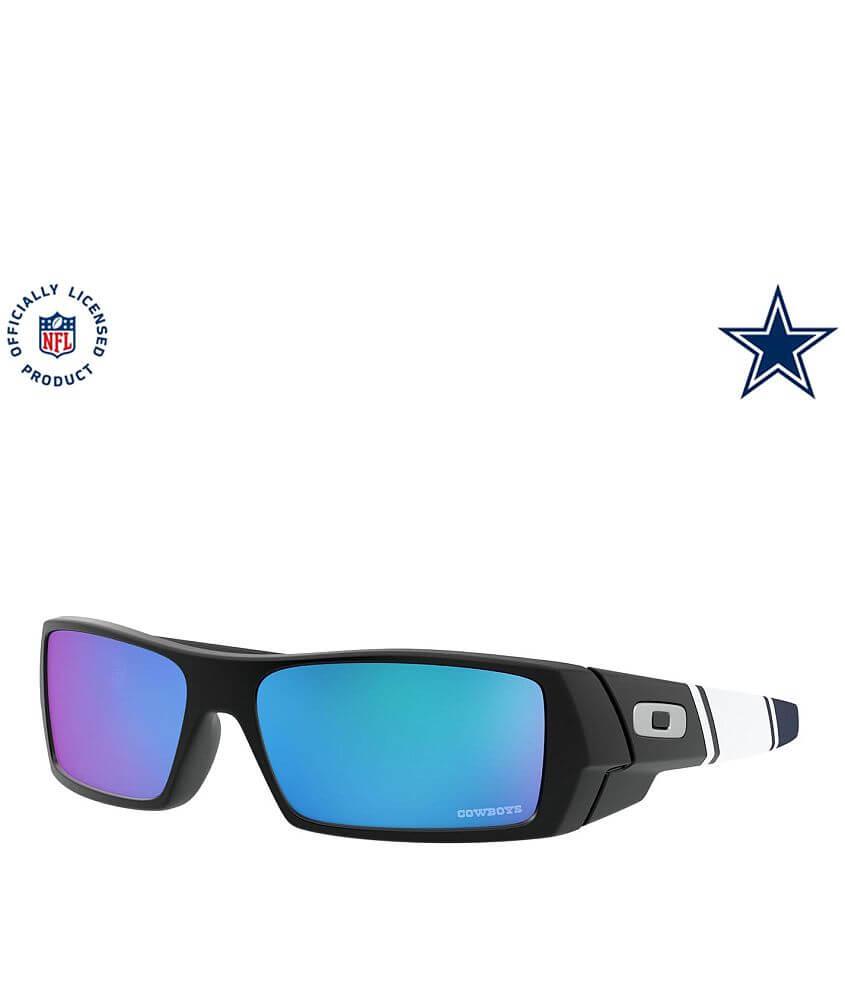 Oakley Gascan Dallas Cowboys Sunglasses front view