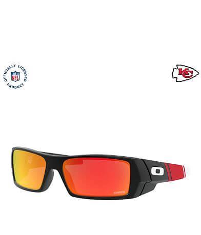 Oakley Gascan Kansas City Chiefs Sunglasses