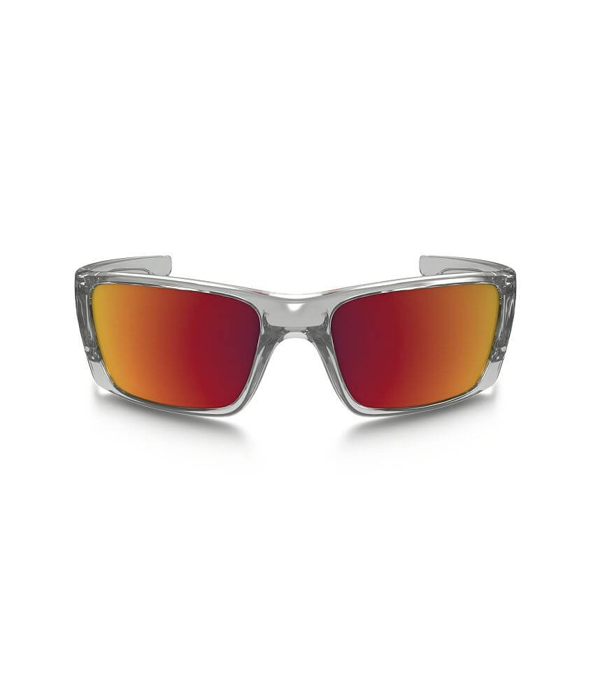 86fc558b48 Oakley Fuel Cell Sunglasses - Men s Accessories in Polished Clear ...
