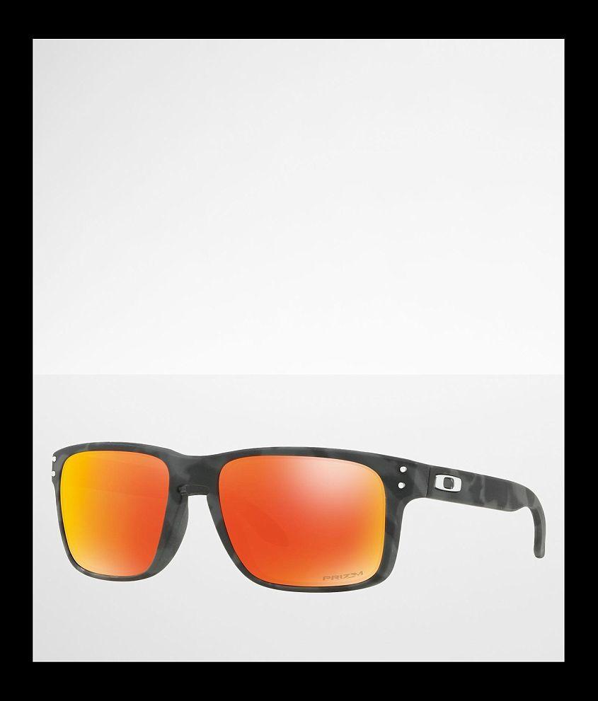 Oakley Holbrook™ Camo Prizm Sunglasses front view