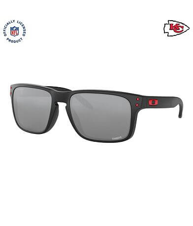Oakley Holbrook Kansas City Chiefs Sunglasses