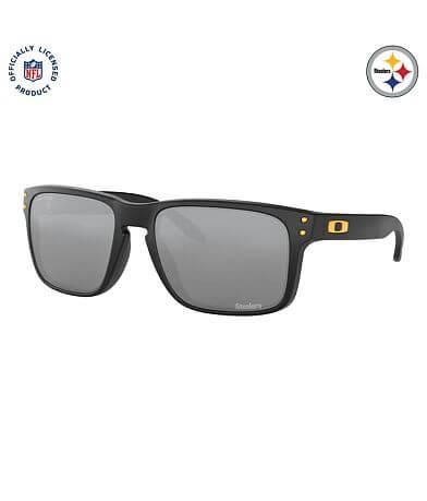 Oakley Holbrook Pittsburgh Steelers Sunglasses
