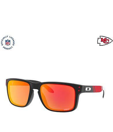 Oakley Holbrook Kansas City Chiefs Sunglasses