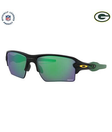 Oakley Flak 2.0 XL Green Bay Packers Sunglasses