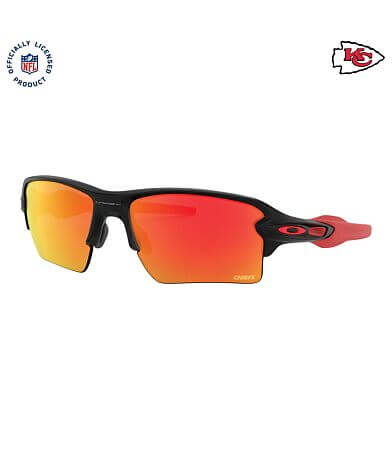 Oakley Flak 2.0 XL Kansas City Chiefs Sunglasses