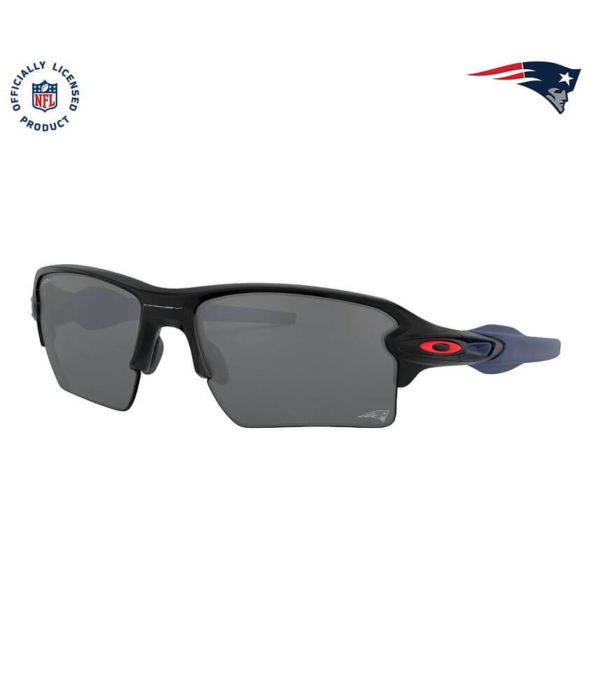 Oakley Flak 2.0 XL New England Patriots Sunglasses front view
