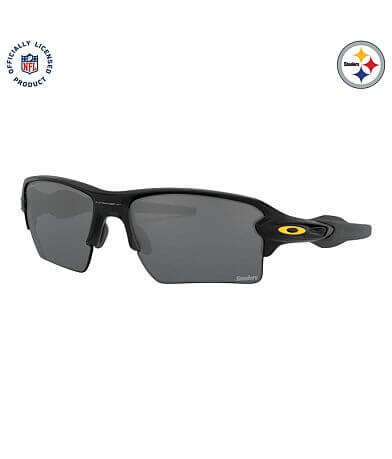 Oakley Flak 2.0 XL Pittsburgh Steelers Sunglasses