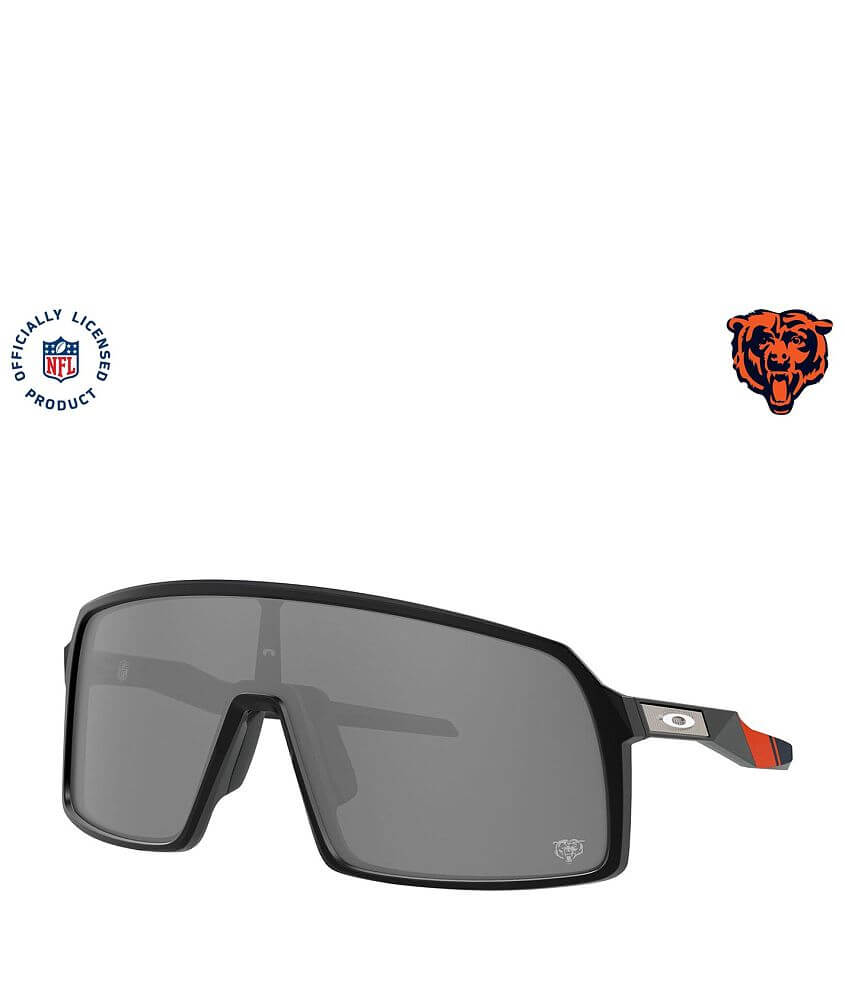 Oakley Sutro Chicago Bears Sunglasses front view