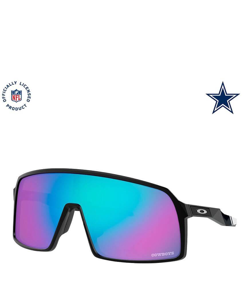 Oakley Sutro Dallas Cowboys Prizm Sunglasses front view