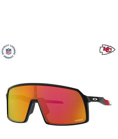 Oakley Kansas City Chiefs Sutro Sunglasses