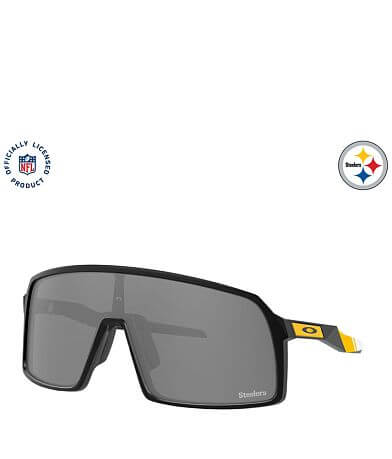 Oakley Pittsburgh Steelers Sutro Sunglasses