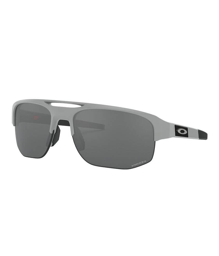 c1aa10cd576b Oakley Mercenary Sunglasses - Men's Accessories in Matte Fog | Buckle