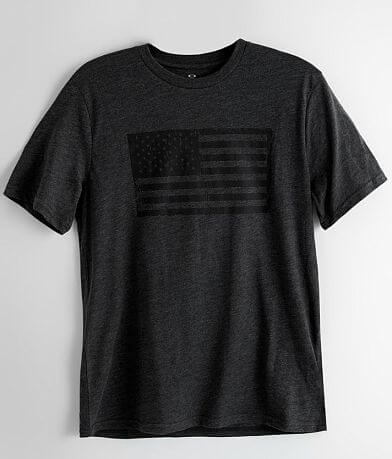 Oakley Infinite Hero Infared Flag T-Shirt