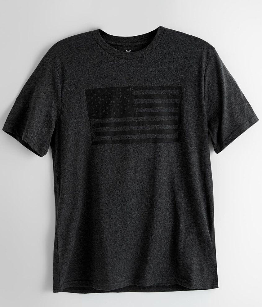 Oakley Infinite Hero Infared Flag T-Shirt front view