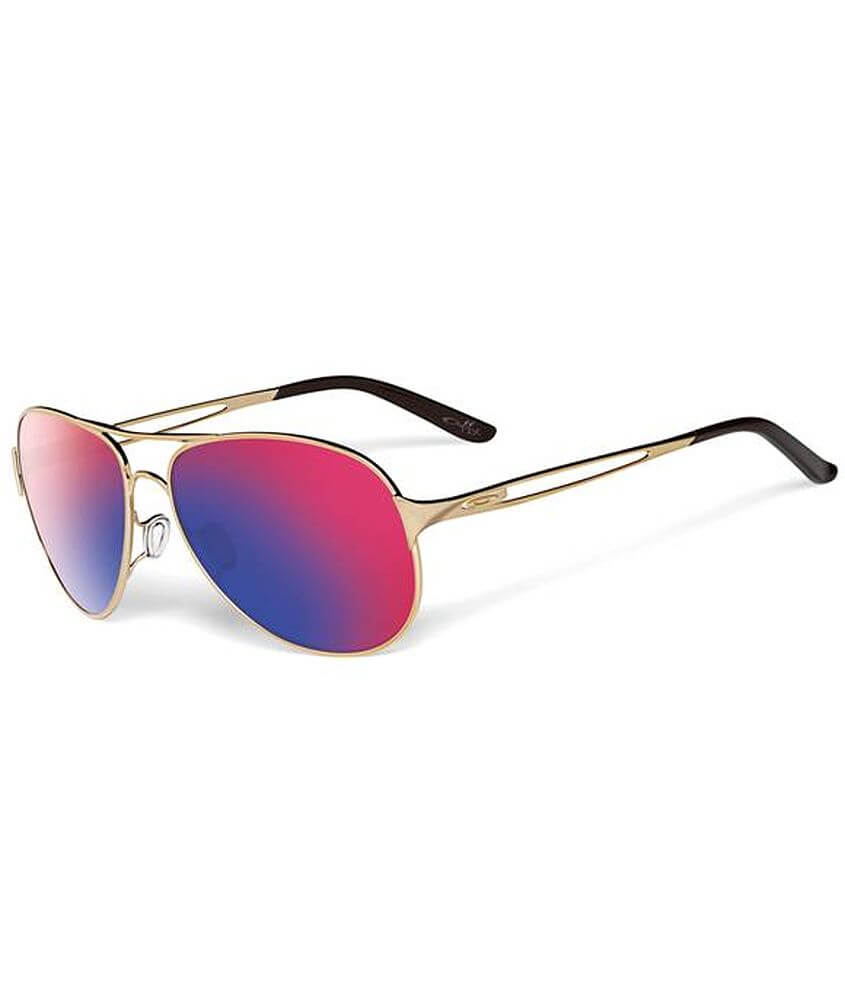 e00c5117f7 Oakley Caveat Sunglasses - Women s Accessories in Polished Gold Red ...