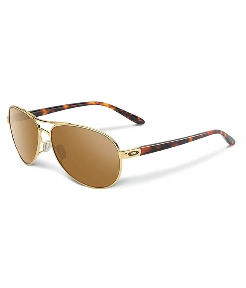 18c3413312 Oakley Feedback Sunglasses - Women s Accessories in Polished Gold Tungsten