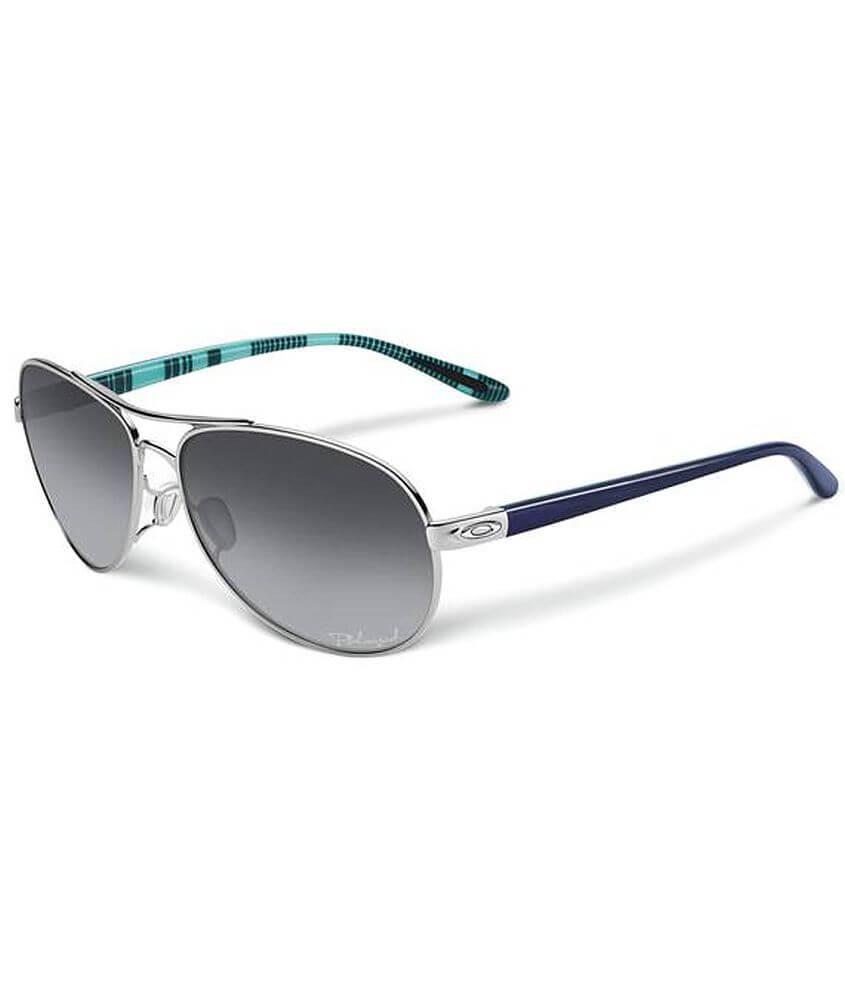 Oakley Feedback Polarized Sunglasses front view