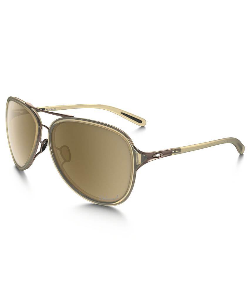 205ff1a917 Oakley Kickback Polarized Sunglasses - Women s Accessories in Topaz ...