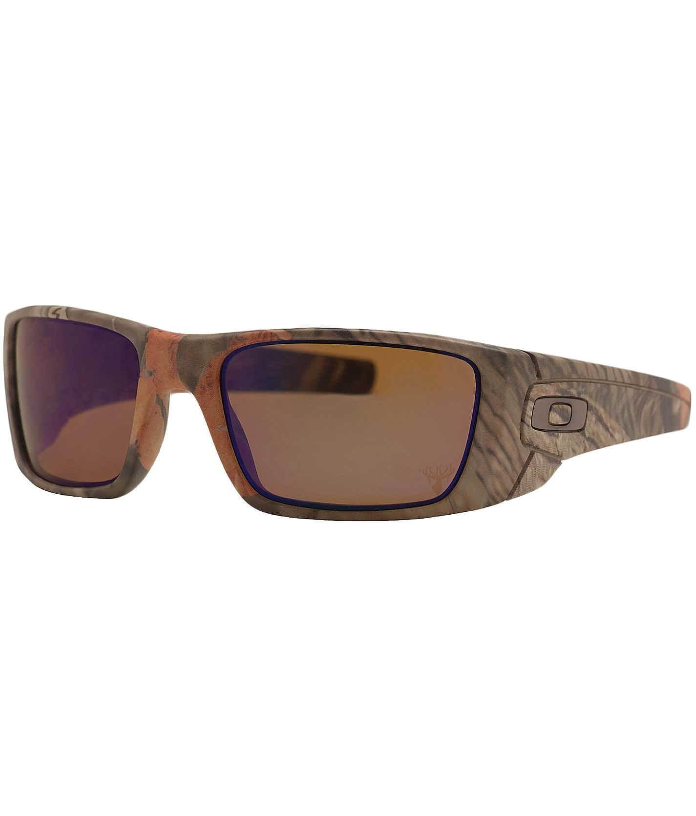 oakley sunglasses camo  Oakley King\u0027s Camo Fuel Cell Sunglasses - Men\u0027s Accessories in ...
