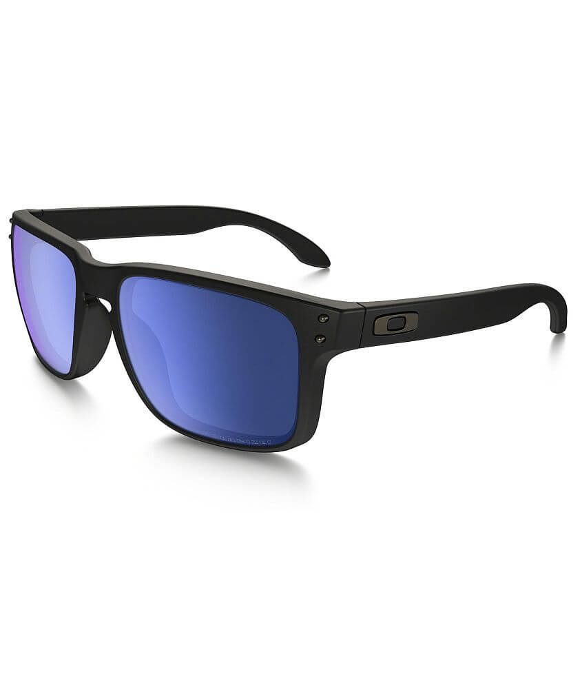 Oakley Holbrook Polarized Sunglasses front view