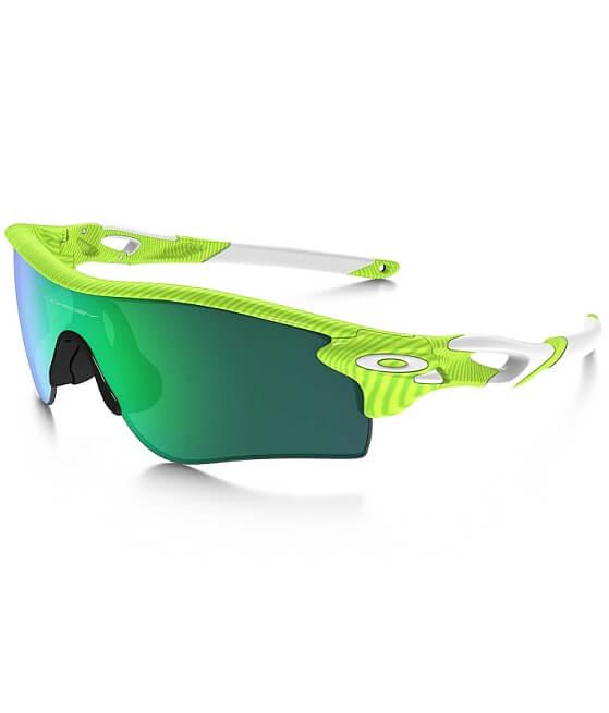 oakley radarlock  oakley radarlock path fingerprint sunglasses men's accessories in jade iridium