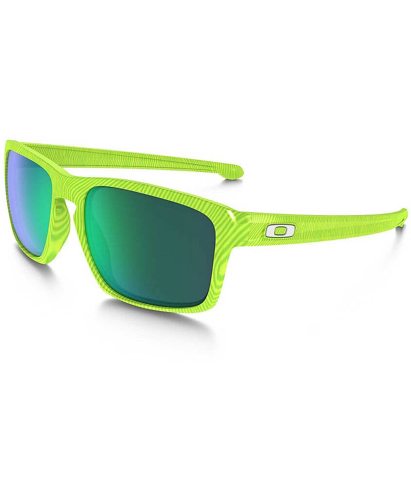 Oakley Sliver Fingerprint Sunglasses front view