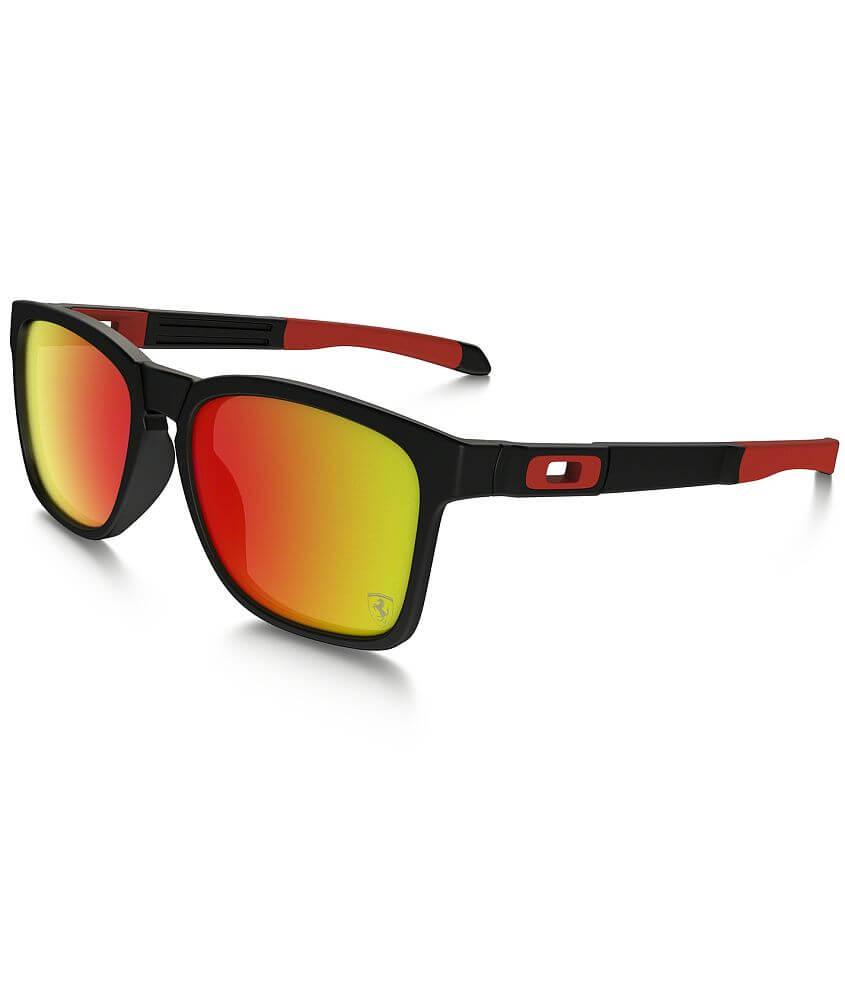 Oakley Suderia Ferrari Catalyst Sunglasses front view
