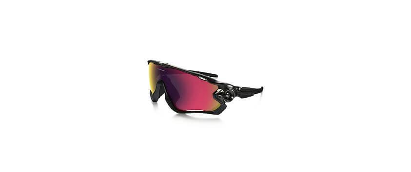 Oakley Jawbreaker Polarized Sunglasses front view
