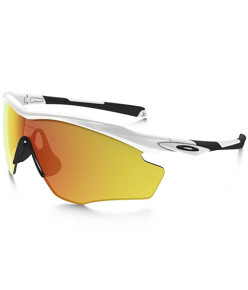 2d96b6ae80423 Oakley M2 Frame XL Sunglasses - Men s Accessories in Polished White ...