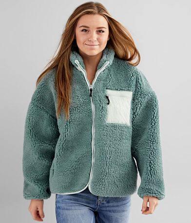 OBEY Mesa Sherpa Jacket