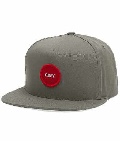 OBEY Circle Patch II Hat