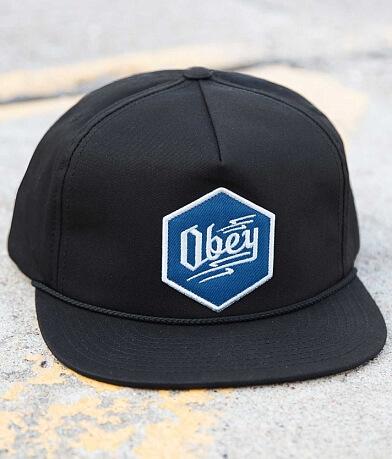 OBEY Zig Hat