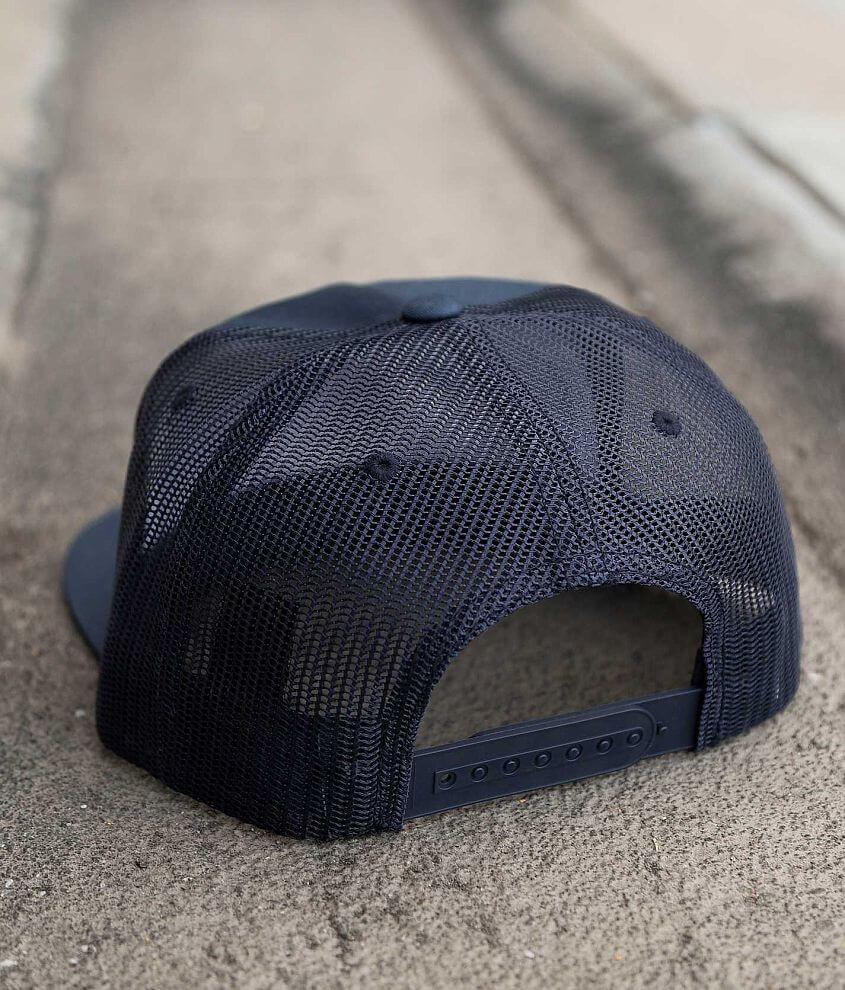 40931fb0 OBEY Mining Trucker Hat - Men's Hats in Navy | Buckle