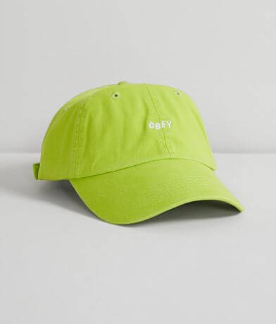 OBEY Jumble Bar Hat